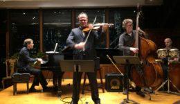 El Violin Latino at Kitano Jazz Club in NYC Thursday, March 9 – 8pm & 10pm
