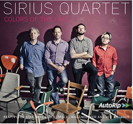 Colors Of The East – Sirius Quartet