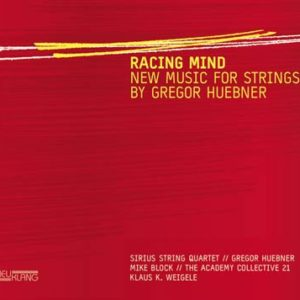 Gregor Huebner  – Racing Mind