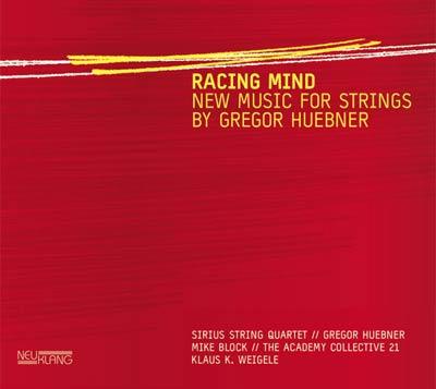 Gregor Huebner  – Racing Mind
