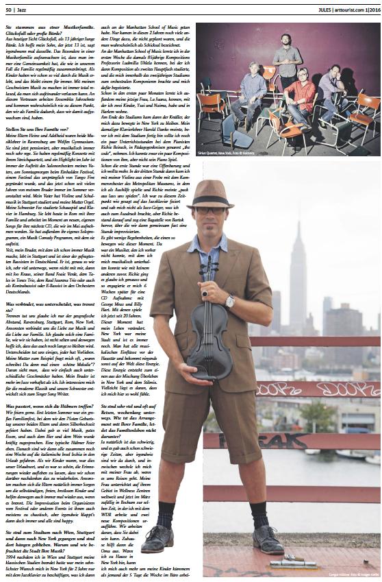 Gregor Hübner ArtTourist.com pg 2