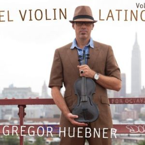 front cover of El Violin Latino Vol official