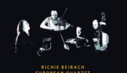 "Rave Reviews for Richie Beirach European Quartet ""Studio Konzert"""