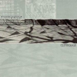 Sirius Quartet: Cityscapes
