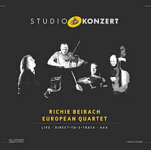 "Review: Richie Beirach European Quartet ""Studio Konzert"""