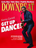 "Sirius Quartet ""Completely Compatible"" Downbeat Magazine"