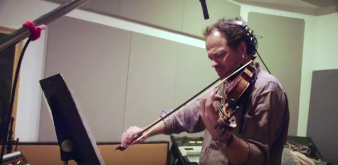 "The Making of Gregor Huebner's El Violin Latino – Vol. 2 ""For Octavio"""