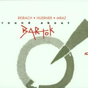 Beirach / Hübner / Mraz: Round About Bartok