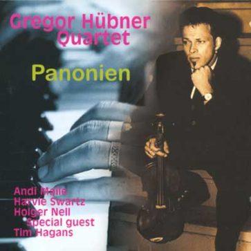 Gregor Hübner Quintet: Panonien