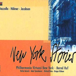 Bernd Ruf / Gregor Hübner: New York Stories