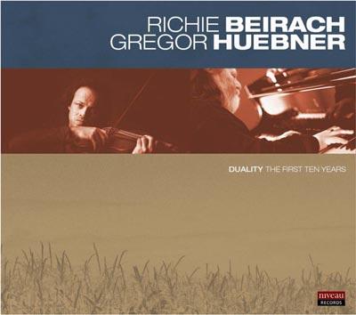 Richie Beirach / Gregor Huebner: Duality (Niveau Records)
