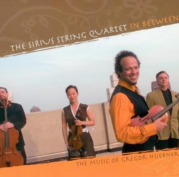 Sirius String Quartet: In between