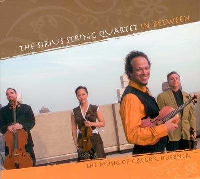 Sirius String Quartet: In between