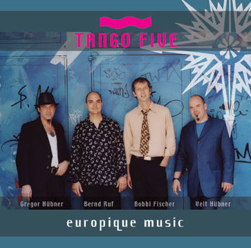 Tango Five: Europique Music