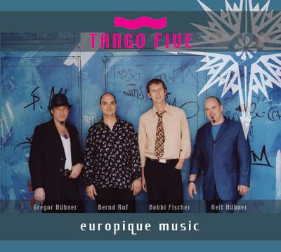 Tango Five: Europique Music