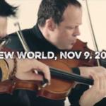 Grand Prize: Gregor Huebner – New World Composition Challenge