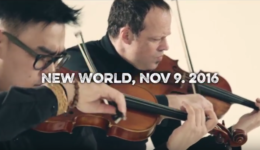 Grand Prize: Gregor Huebner – New York Philharmonic's New World Composition Challenge