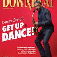 September 2016 Downbeat