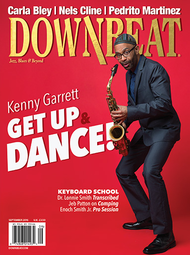 "Sirius Quartet ""Completely Compatible"" Downbeat Magazine"