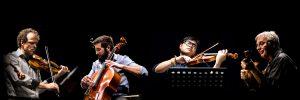 Das Sirius Quartet in Stuttgart