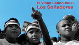 El Violin Latino Featured on World of Jazz