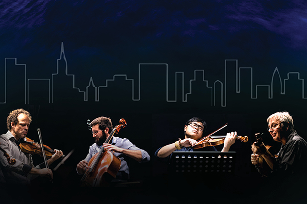 PARMA Recordings Presents Sirius Quartet