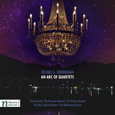 AN ARC OF QUARTETS