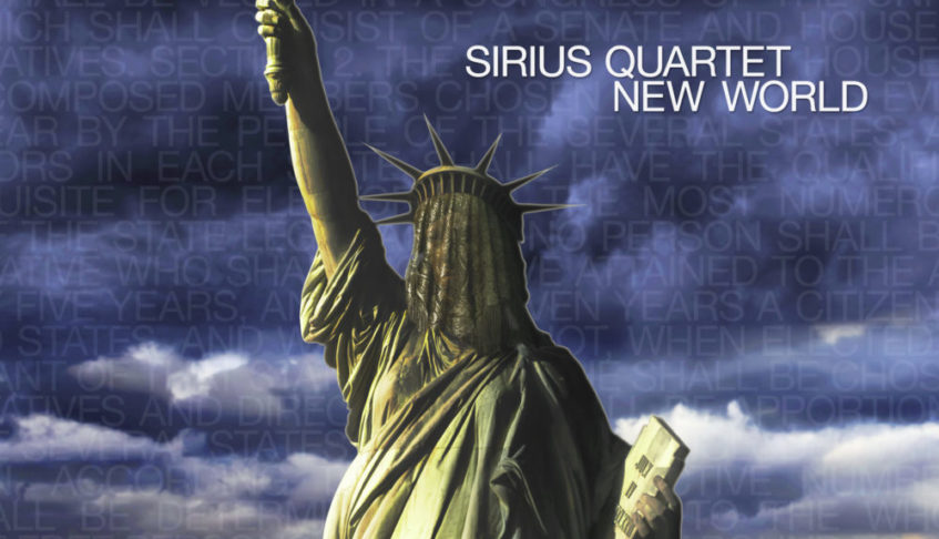Sirius Quartet ‎– New World