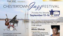 El Violin Latino at 2019 Chestertown Jazz Festival