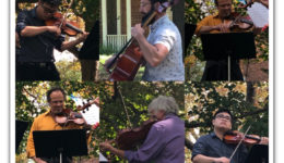 """Sirius Quartet """"New World"""" Record Release at Rite of Summer Music Festival on Governors Island Sat. Sept 7"""
