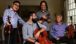 "Sirius Quartet ""Our First Decade"" Concert March 13, 2020 at Club Bonafide in NYC"