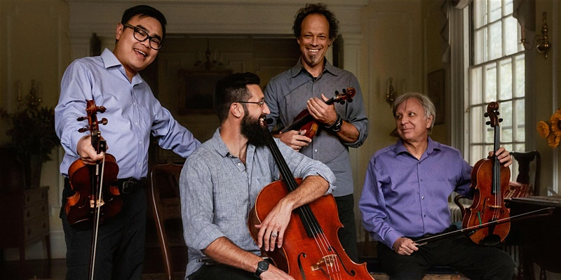 """Sirius Quartet """"Our First Decade"""" Concert March 13, 2020 at Club Bonafide in NYC"""