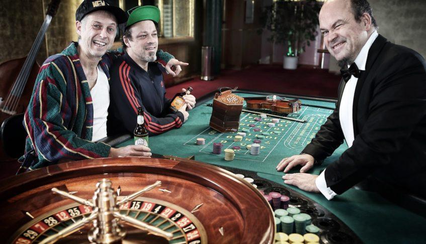 Berta Epple im Casino: Die Rente ist sicher on Tour in 2020