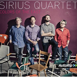 Sirius Quartet Colors of the East