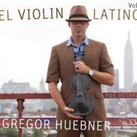 front cover of El Violin Latino Vol official