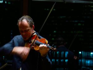 El Violin Latino at Bargemusic