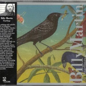 Billy Martin- Starlings