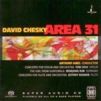 David Chesky- Area 31