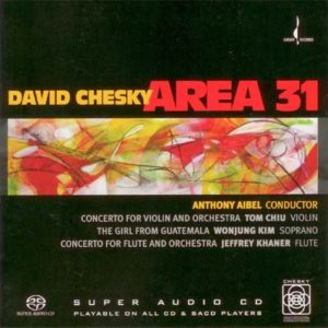 David Chesky- Area 31