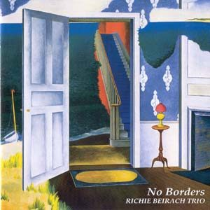 Richie Beirach Trio- No Borders