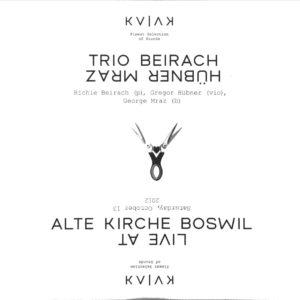 Beirach trio