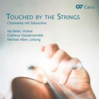 touched by strings 2017 front cover