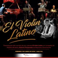 El-violin-latino-CentroLeon June 8 2018