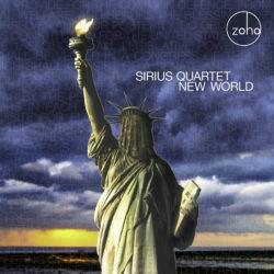 sirius quartet new world